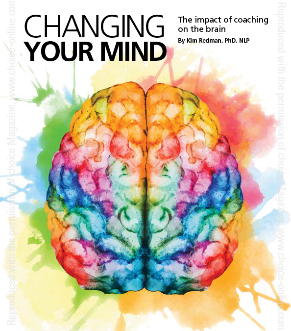 Changing Your Mind: The Impact of Coaching on the Brain